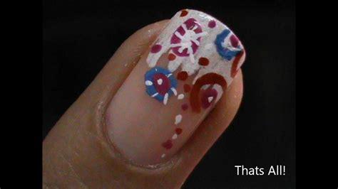 tutorial nail art elegant elegant french tip nail art tutorial youtube
