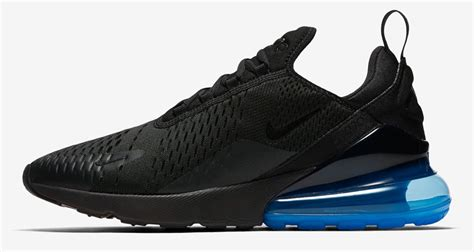 Nike Air Max 200 Blue Black by Nike Air Max 270 Black Photo Blue Release Date Kicks