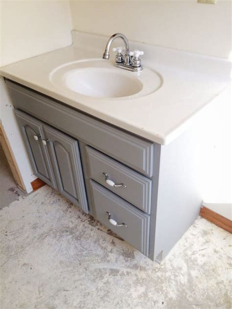 Bathroom Vanities Michigan Painted Bathroom Vanity Michigan House Update Home Projects Pinterest Colors Bathroom