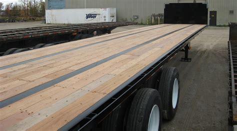 Hardwood Trailer Flooring by Trailer Decking Apitong Keruing Truck Decks 100 Legally