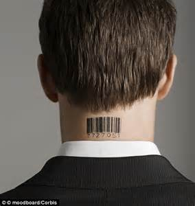 barcode tattoo story this picture represents how in brave new world each pers
