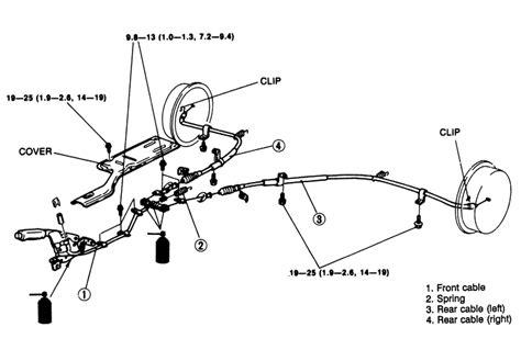 manual repair autos 2000 chevrolet s10 parking system 1999 silverado brake line diagram imageresizertool com
