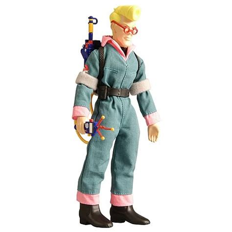 ghostbusters figures the real ghostbusters retro egon spengler figure