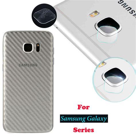 Samsung Galaxy Plus Kamera Depan for samsung galaxy s8 plus j5 j3 j7 a3 a5 a7 2016 2017 s4 s5 note 4 3 lens protector back