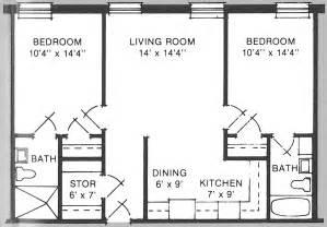 home plan design 700 sq ft floor plans wesley acres methodist homes