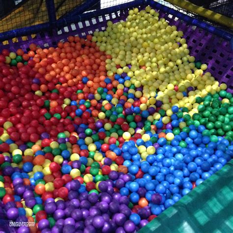 Ball Pit Meme - here s a view of the ball pit from above with all but the