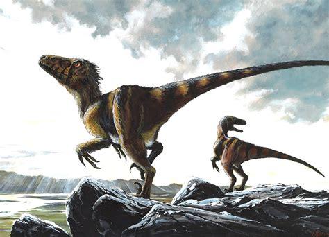 Deinonychus facts information etymology adaptation and bahavior