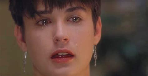 demi moore ghost hairstyle demi moore ghost haircut www pixshark com images