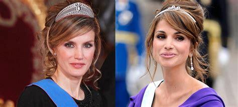 las mujeres de la realeza con mas estilo soyactitud rania de jordania y letizia ortiz dos mujeres reales
