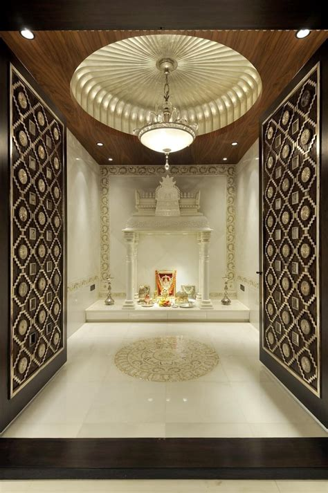 pooja room door designs   home