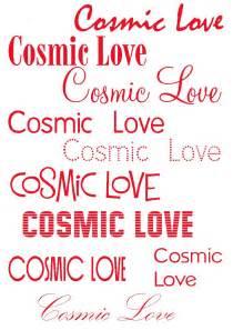 style font font styles cosmic rachael