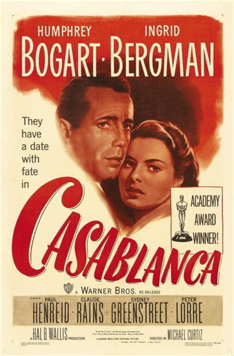 Casablanca 1943 Review And Trailer by Casablanca Review Summary 1942 Roger Ebert