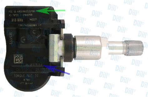 dill air controls products tpms lookup