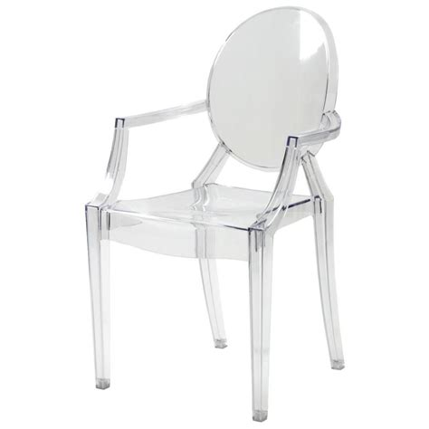 Clear Arm Chair Design Ideas Gamma Arm Chair Clear Acrylic Randy Gregory Design The Quality Acrylic Chair For Paint Ideas