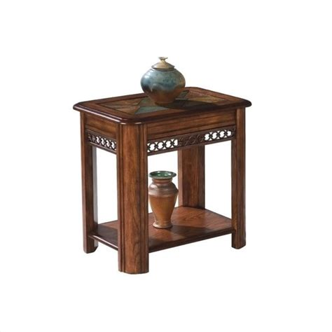 wood chair side table magnussen wood chairside table t1125 10
