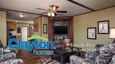 4 Bedroom Double Wide the si pad 31spd167643ah youtube