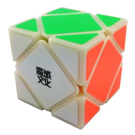 Skewb Cube moyu skewb speed cube puzzle primary colour skewb cubezz professional puzzle store for