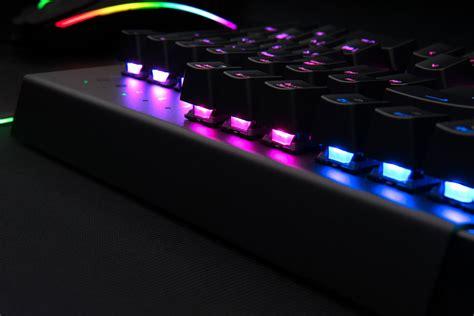 Razer Blackwidow X Chroma Size razer blackwidow x chroma mechanical keyboard