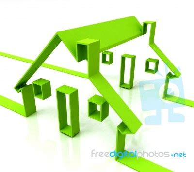 green house real estate green house symbol shows real estate or rentals stock image royalty free image id