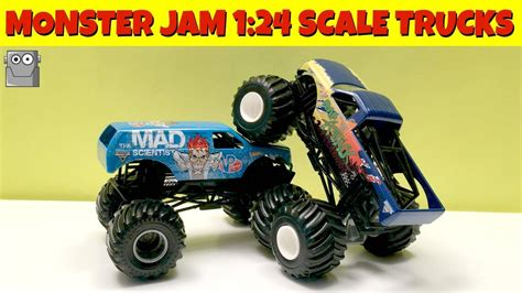 Rap Attack Mad Scientist 1 24 Scale Jam Trucks