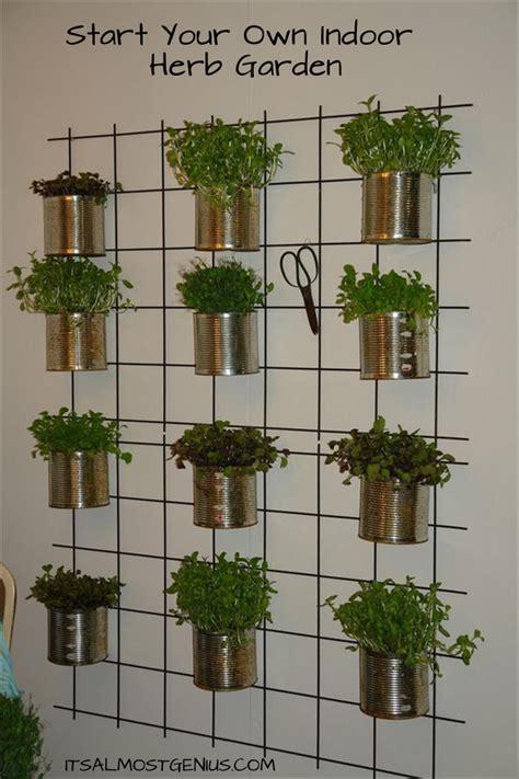 keeppy   grow  indoor herb garden
