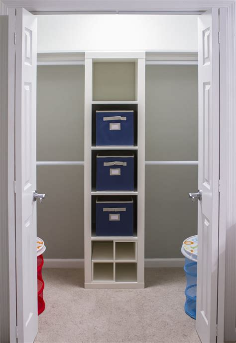 ikea closet shelves colorful disney and toy story inspired nursery and play room project nursery