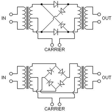 diode ring modulator definition ken s modular synthesizer
