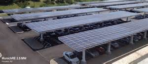 Parking Lot Solar Canopy by Solar Parking Canopy Amp Solar Carports Solaire Generation