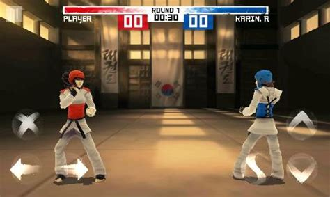 Taekwondo Full Version Apk | the taekwondo game global tournament for android free