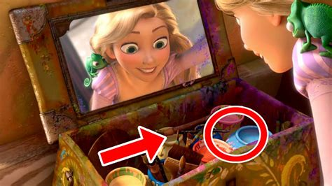 mensajes subliminales rapunzel 9 secretos ocultos en enredados youtube