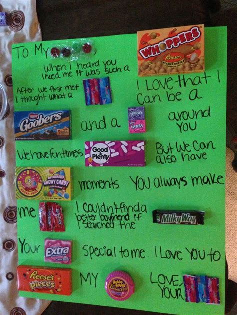 17 best ideas about candy poster boyfriend on pinterest