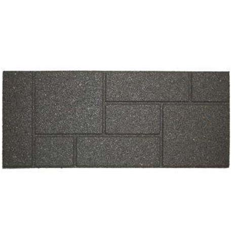 rubber pavers hardscapes the home depot