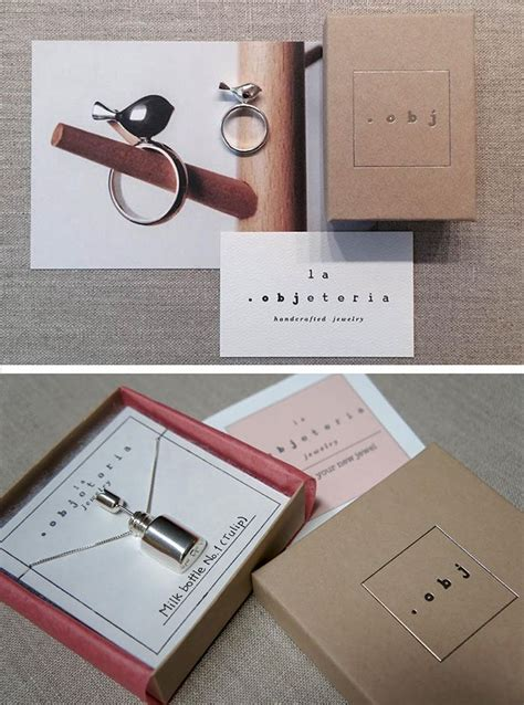 Packaging Handmade Jewelry - how to the packaging of your handmade products