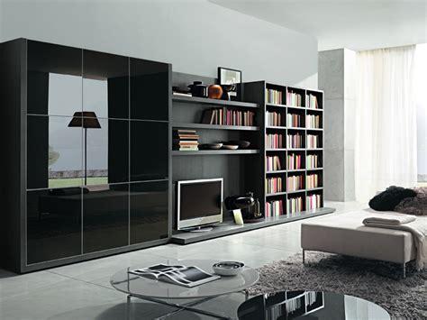 wohnzimmer stil 4598 parete attrezzata autoportante componibile z71 by zalf