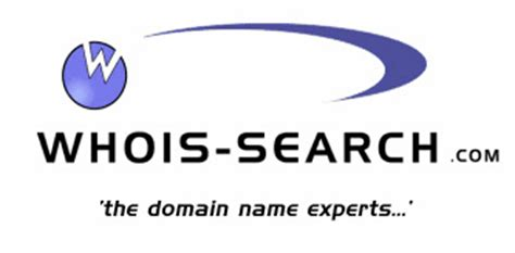 Whois Lookup By Name Free Whois Lookup Domain Name