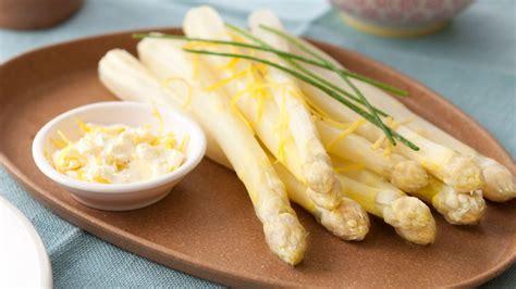 asperge cuisiner comment cuisiner les asperges blanches