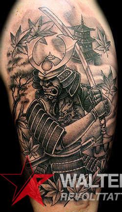black and grey tattoos las vegas sausage japanese warrior black and grey