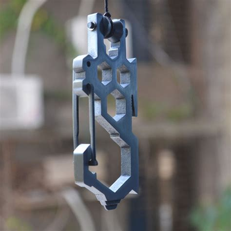 Edc Multifunction Quickdraw Belt Key multifunction edc outdoor professional bearing quickdraw
