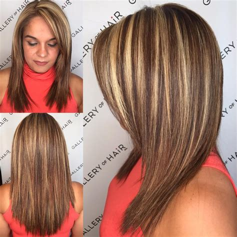 hairlights for black hair and layered for ladies over 50 medium length haircuts and highlights haircuts models ideas