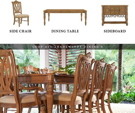 Tropical Dining Room Sets Tropical Dining Room Furniture Living And Dining Room Asian Dining Room Sets Shop Furniture
