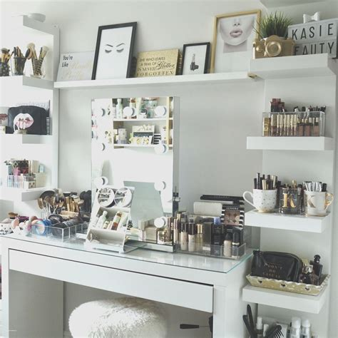 Makeup Room Ideas Room Ideas Makeup Awesome 23 Diy Makeup Room Ideas Organizer Storage And Decorating