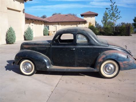 1939 ford coupe 1939 ford 5 window coupe standard