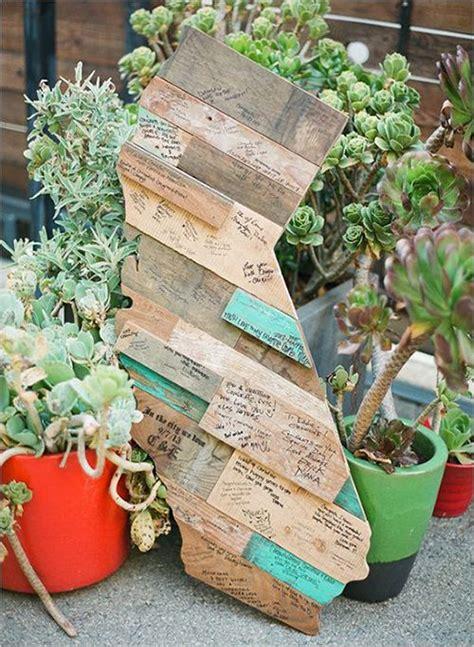 alternative home decor guest book alternatives home decor the shape guest