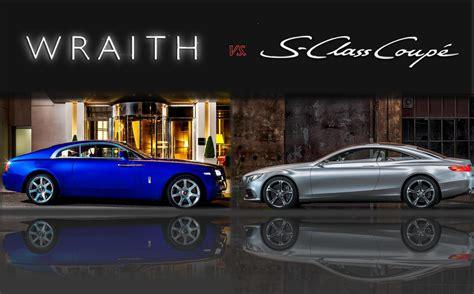 bentley wraith convertible topspeed design showdown 2014 rolls royce wraith vs 2013
