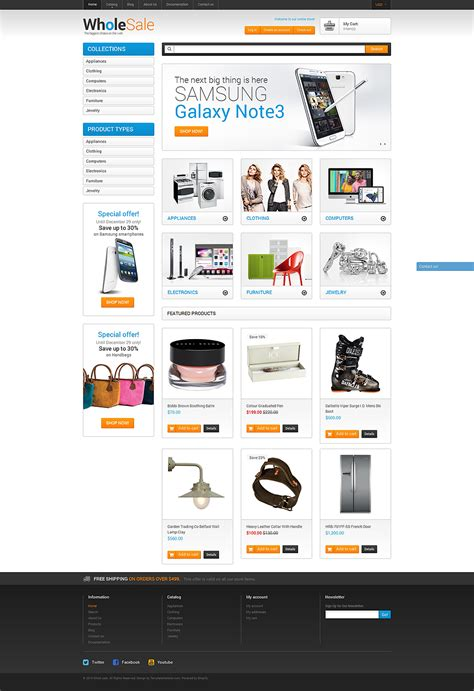 wholesale store shopify theme 51098