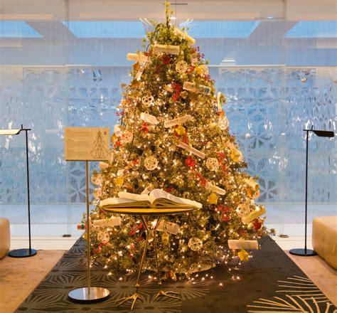 hoteles con los mejores 225 rboles de navidad