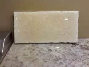crackle subway tile backsplash kitchen pinterest