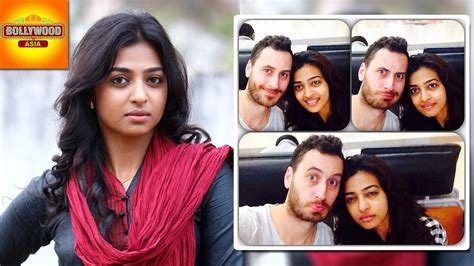 actress radhika husbands photos radhika apte s pictures with husband benedict taylor