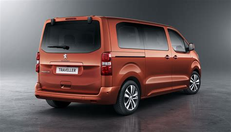 peugeot citroen psa peugeot citroen and toyota reveal new light vans for