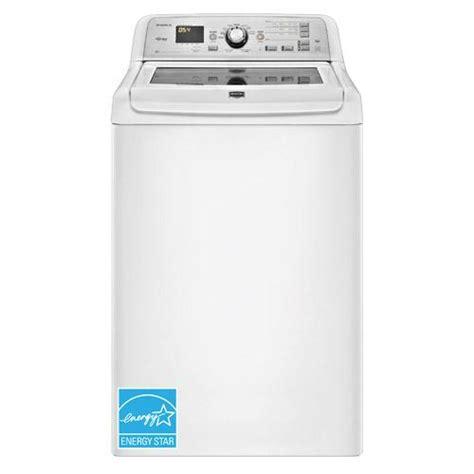 maytag bravos xl washer maytag mvwb725bw 4 5 cuft bravos xl he top load washer 10 cycles 3 speeds 3 water levels 4